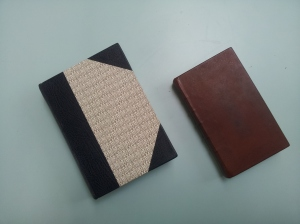 Both Finished Bindings.