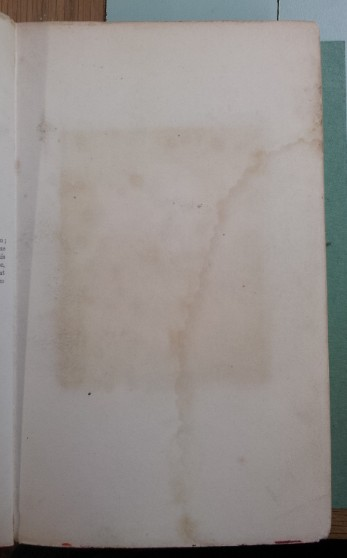 Recto of page after washing and drying.