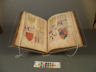 15th C Heraldic Treatise, Private Client